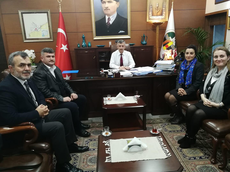 Zonguldak Valiliği Ziyareti